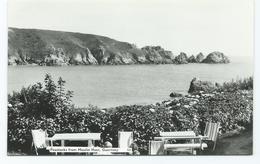Postcard Guernsey Peastacks From Moulin Huet.   Unused  Guernsey Press Rp - Guernsey