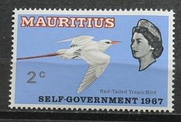1967 Mauritius  294**  Siehe Bild (GA12 - Mauritius (1968-...)