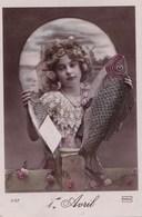 1° Avril - 1° Aprile (pesce Di Aprile)