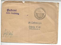 ALEMANIA REICH 1937 BERLIN CHARLOTTENBURG MAT CAZA HUNTING - Animalez De Caza