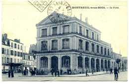 93 -  Montreuil  Sous  Bois -  La Poste  N° 51 - Montreuil