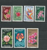 CAMEROUN Scott 441-3, 469, C70-2 Yvert 422-424, PA81-PA83 (7) ** Cote 8,50$ 1966 - Cameroun (1960-...)