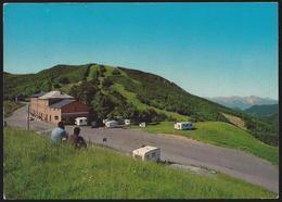 Passo Delle Radici (Lucca - Modena): Albergo Lunardi - FG, Vg 1958 - Modena