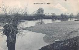 58 - Champvert - L'Aron - Autres Communes