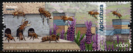 !■■■■■ds■■ Portugal 2013 AF#4376ø Apiculture Beekeeping Bees Honey Animals Nice Stamp VFU (k0068) - 1910-... Republik