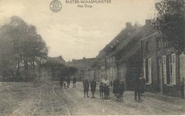 RUITER-WAASMUNSTER - WAESMUNSTER : Het Dorp - Cachet De La Poste 1939 - Waasmunster