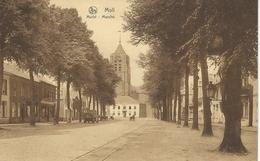 MOLL - MOL : Markt - Marché - Cachet De La Poste 1932 - Mol