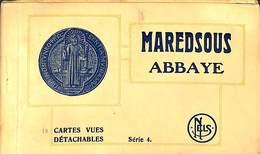 Carnet 10 Vues - Maredsous Abbaye - Anhée