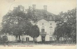 44. SEVRY : Le Chateau - Facade - RARE VARIANTE - Cachet De La Poste 1911 - Beauraing