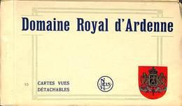 Carnet 10 Vues - Domaine Royal D'Ardenne Nels - Houyet