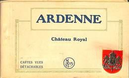 Carnet 10 Vues - Ardenne Château Royal Nels - Houyet