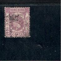 HongKong1912:Michel 106used Type II Cat.Value100Euros($120) - Oblitérés