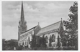 Dorking - St. Martin's Church - Frith 26761a - Surrey