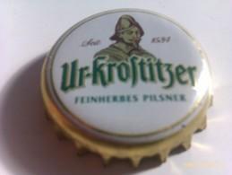 Chapa Kronkorken Caps Tappi Cerveza Ur-Krostitzer. Alemania - Birra
