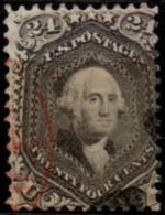 USA 1861 24 Cents 1 Value Cancelled - Oblitérés