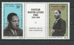 CAMEROUN  Yvert 468, PA154A-PA154B (2) ** Cote 150$ 1969 Surcharge - Cameroun (1960-...)