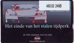 Telefoonkaart  LANDIS&GYR NEDERLAND * RCZ.460.02  249b * Audi * Car * Voiture  * TK * ONGEBRUIKT * MINT - Privat
