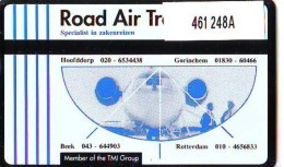 Telefoonkaart  LANDIS&GYR NEDERLAND * RCZ.461  248a * Road Air Travel  * TK * ONGEBRUIKT * MINT - Privat