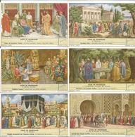 Série De 6 Chromos Liebig LIEUX DE PELERINAGE (scan Verso) - Liebig