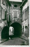 LORIOL Vieille Rue - Bon état- Format 9x14 - France
