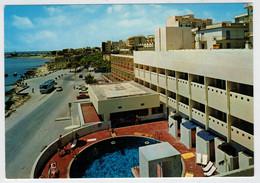 MANFREDONIA  SCORCIO  HOTEL  GARGANO  CON  PISCINA         (NUOVA) - Manfredonia