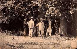 CPA - ESSONNE - Route D'Etampes à Chalo Saint Mard - L'Hindou Ramanah, à La Recherche Du Curé De Chatenay - Etampes