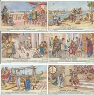 Série De 6 Chromos Liebig  ARCHIMEDE, SAVANT ILLUSTRE (scan Verso) - Liebig