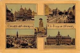 CPA - Anvers, Antwerpen - Lot De 3 Cartes - Antwerpen