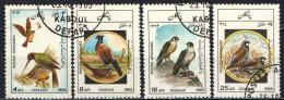 AFGHANISTAN - 1985 - UCCELLI - BIRDS - USATI - Afghanistan