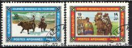 AFGHANISTAN - 1984 - GIORNATA INTERNAZIONALE DEL TURISMO - USATI - Afghanistan