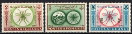 AFGHANISTAN - 1964 - LOTTA CONTRO LA MALARIA - MNH - Afghanistan