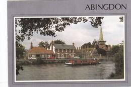 Postcard Abingdon Oxfordshire My Ref  B22566 - England