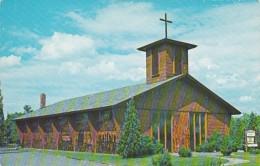 Vermont Stowe Blessed Sacrament Roman Catholic Church - United States