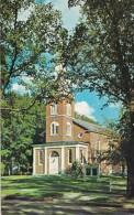 Vermont Essex Junction Congregational Church 1971 - Essex Junction