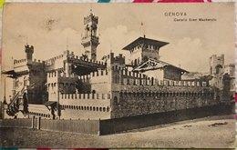 Genova Castello Evan Mackenzie Viaggiata - Genova (Genua)