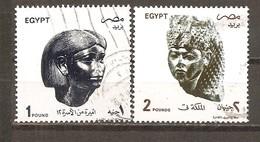 Egipto - Egypt. Nº Yvert  1483-84 (usado) (o) - Egypt