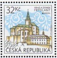 2017 Czech Rep.CEPT Europe - Castles -Frýdlant (Friedland) - 1v -MNH** MI  920 (üü18) - Tchéquie