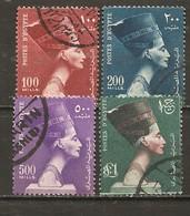 Egipto - Egypt. Nº Yvert  323-26 (usado) (o) - Gebraucht