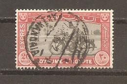 Egipto - Egypt. Nº Yvert  Urgente 2 (usado) (o) - Usados