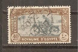Egipto - Egypt. Nº Yvert  Urgente 4 (usado) (o) - Egypt
