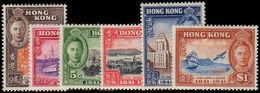 Hong Kong 1941 Centenary Of British Occupation Mint Hinged. - Ungebraucht