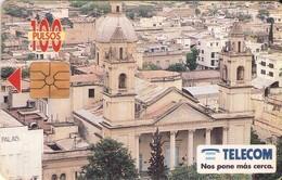 TARJETA TELEFONICA DE ARGENTINA. CATEDRAL - SANTIAGO DEL ESTERO (148) - Argentinien
