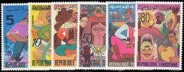 Tunisia 1972 Tunisian Life Unmounted Mint. - Tunisia