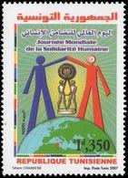 Tunisia 2007 Solidarity Unmounted Mint. - Tunisia