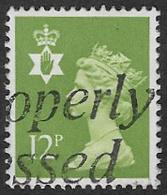 Northern Ireland SG NI31 1980 Machin 12p Good/fine Used [37/30660/25D] - Irlanda Del Nord
