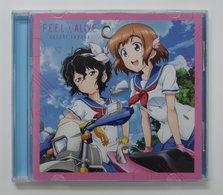 CD : FEEL×ALIVE / Sayaka Sasaki [Anime Edition] Lantis 2016 LACM-14473 - Soundtracks, Film Music