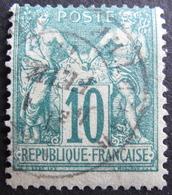 LOT M39 - SAGE TYPE I N°65 - CàD - Cote : 25,00 € - 1876-1878 Sage (Type I)