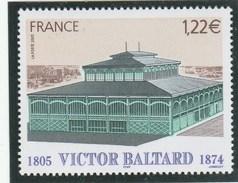 FRANCE 2005 PAVILON BALTARD NEUF** - MNH - YT 3824             -        TDA228 - France