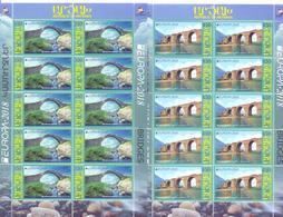 2018. Mountainous Karabakh, Europa 2018, 2 Sheetlets Mint/** - Armenia