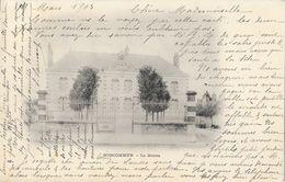 Boiscommun (Loiret) - La Mairie - Edition Barré - Carte Dos Simple - France